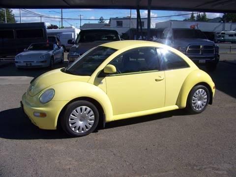 2000 Volkswagen New Beetle for sale in Ukiah, CA