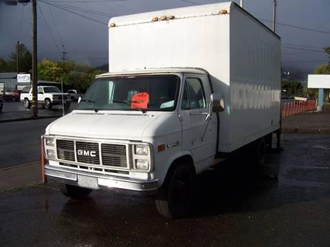1990 GMC Vandura for sale in Ukiah, CA