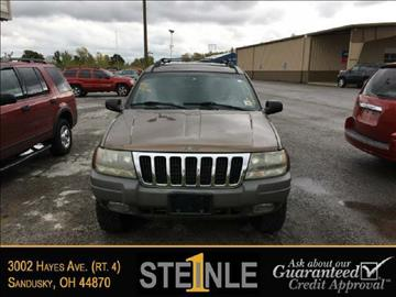 2002 Jeep Grand Cherokee for sale in Norwalk, OH