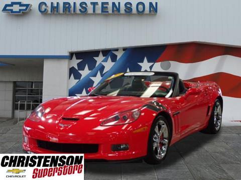 2013 Chevrolet Corvette for sale in Highland, IN