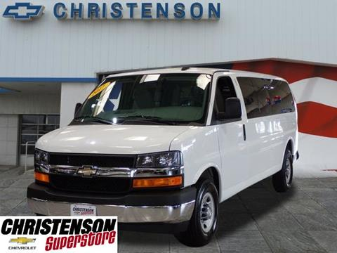 2017 Chevrolet Express Passenger for sale in Highland, IN