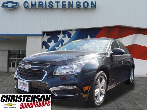 2015 Chevrolet Cruze for sale in Highland, IN