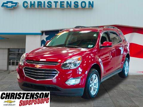 2016 Chevrolet Equinox for sale in Highland IN