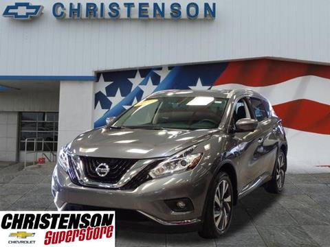 2016 Nissan Murano for sale in Highland, IN
