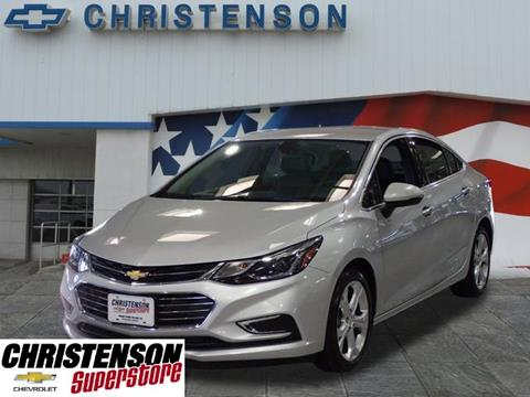 2017 Chevrolet Cruze for sale in Highland IN
