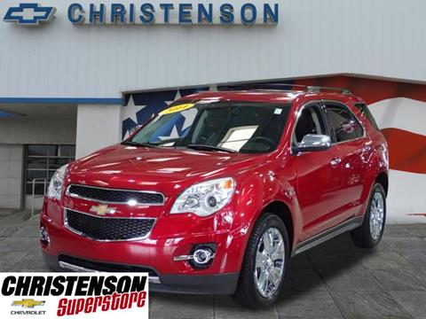 2014 Chevrolet Equinox for sale in Highland IN