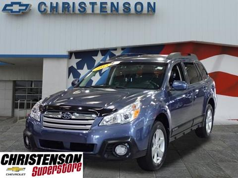 2013 Subaru Outback for sale in Highland IN
