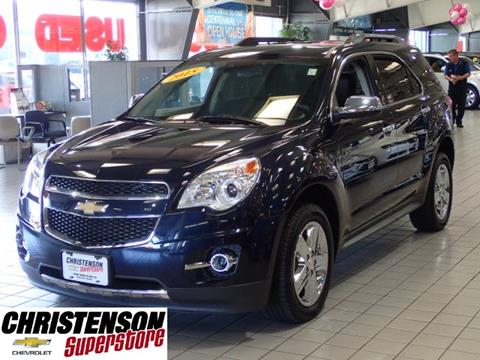 2015 Chevrolet Equinox for sale in Highland, IN