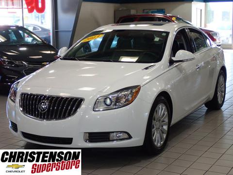 2013 Buick Regal for sale in Highland, IN