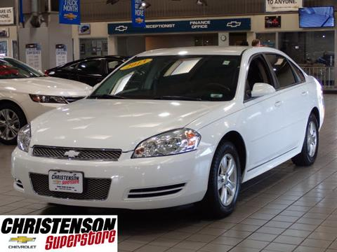 2013 Chevrolet Impala for sale in Highland IN