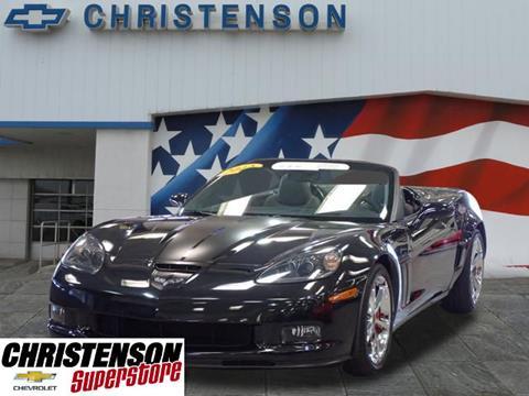 2012 Chevrolet Corvette for sale in Highland IN