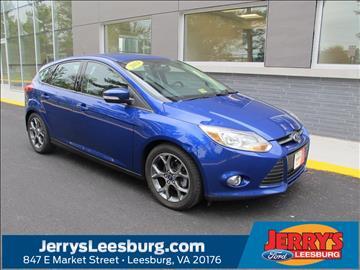 2014 Ford Focus for sale in Leesburg, VA