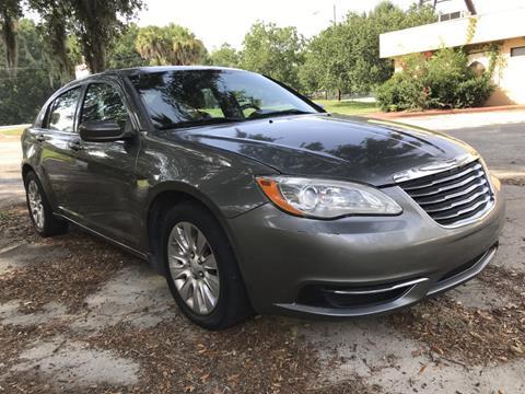 2012 Chrysler 200 for sale in Savannah, GA