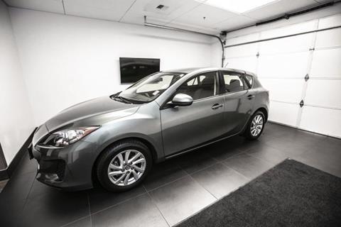 2013 Mazda MAZDA3 for sale in Tacoma, WA