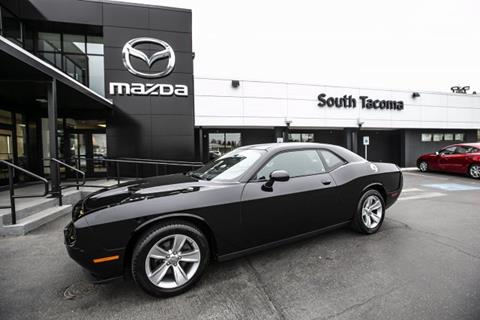 2016 Dodge Challenger for sale in Tacoma, WA