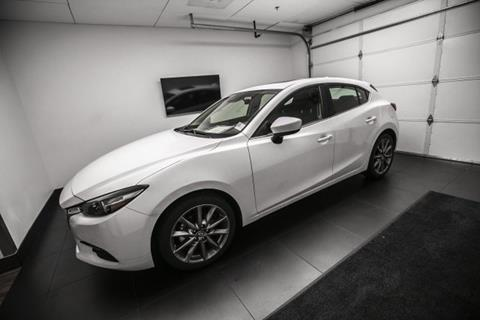 2018 Mazda MAZDA3 for sale in Tacoma, WA