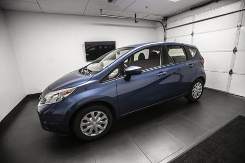 2016 Nissan Versa Note for sale in Tacoma, WA