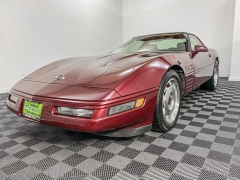 1993 Chevrolet Corvette for sale at Sunset Auto Wholesale in Tacoma WA