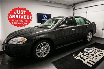2013 Chevrolet Impala for sale in Tacoma, WA