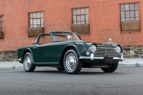 1967 Triumph TR4 for sale in Philadelphia, PA