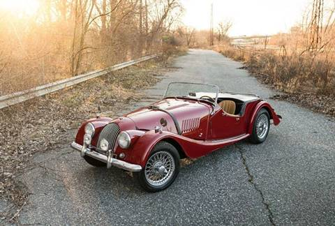 1967 Morgan 4/4 Competition for sale at LBI Limited in Philadelphia PA