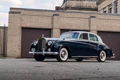 1960 Rolls-Royce Silver Cloud 3 for sale at LBI Limited in Philadelphia PA