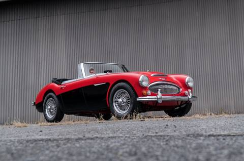 1967 Austin-Healey 3000 MKIII for sale at LBI Limited in Philadelphia PA