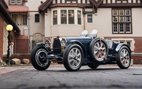 1931 Bugatti Type 51 By Pur Sang for sale at LBI Limited in Philadelphia PA