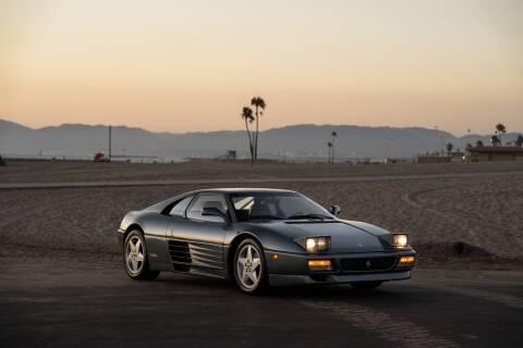 1990 Ferrari 348 for sale at LBI Limited in Philadelphia PA