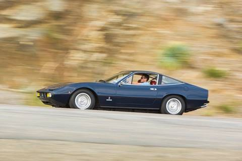 1971 Ferrari 365 GTC/4 for sale in Philadelphia, PA