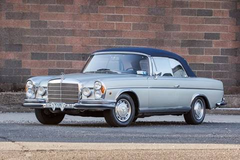 1971 Mercedes-Benz 280-Class for sale in Philadelphia PA