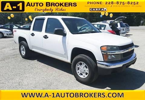 2004 Chevrolet Colorado for sale in Ocean Springs, MS