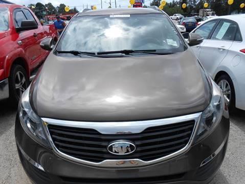2011 Kia Sportage for sale in Ocean Springs, MS