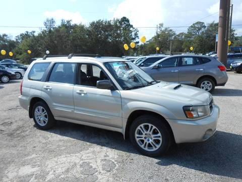 2005 Subaru Forester for sale in Ocean Springs, MS