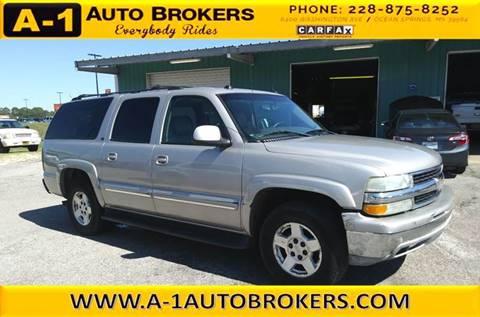 2004 Chevrolet Suburban for sale in Ocean Springs, MS