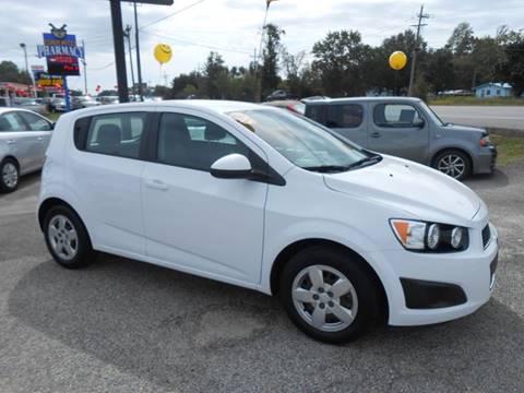 2014 Chevrolet Sonic for sale in Ocean Springs, MS