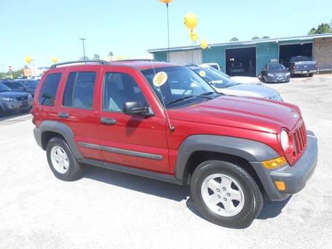 2007 Jeep Liberty for sale in Ocean Springs, MS