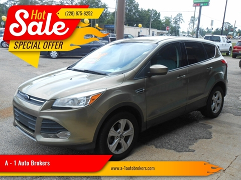 2013 Ford Escape for sale in Ocean Springs, MS