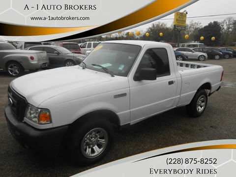 2011 Ford Ranger for sale at A - 1 Auto Brokers in Ocean Springs MS