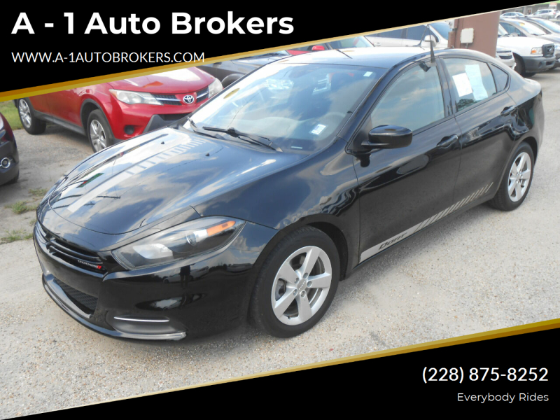 2015 Dodge Dart for sale at A - 1 Auto Brokers in Ocean Springs MS