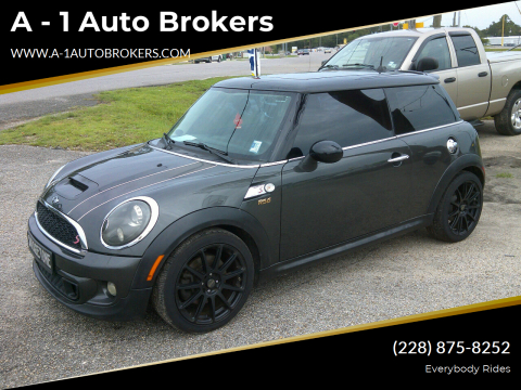 2011 MINI Cooper for sale at A - 1 Auto Brokers in Ocean Springs MS