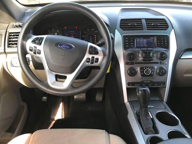 2012 Ford Explorer 4dr SUV - Ocean Springs MS