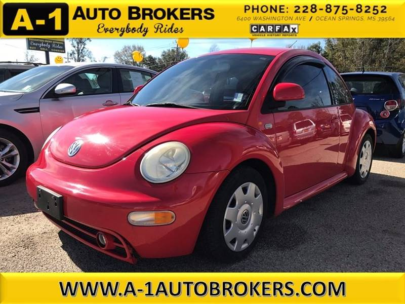 1999 Volkswagen New Beetle GLS 2dr Hatchback - Ocean Springs MS