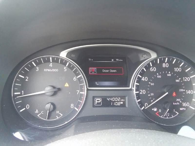 2015 Nissan Altima 3.5 SL 4dr Sedan - Ocean Springs MS