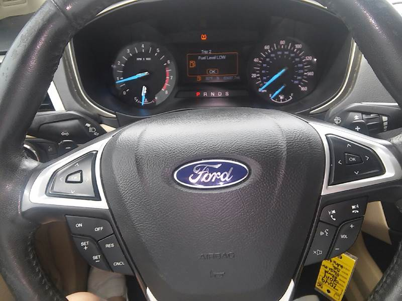 2014 Ford Fusion SE 4dr Sedan - Ocean Springs MS