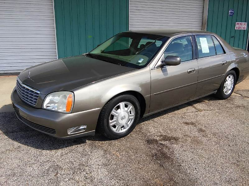 2003 Cadillac DeVille 4dr Sedan - Ocean Springs MS