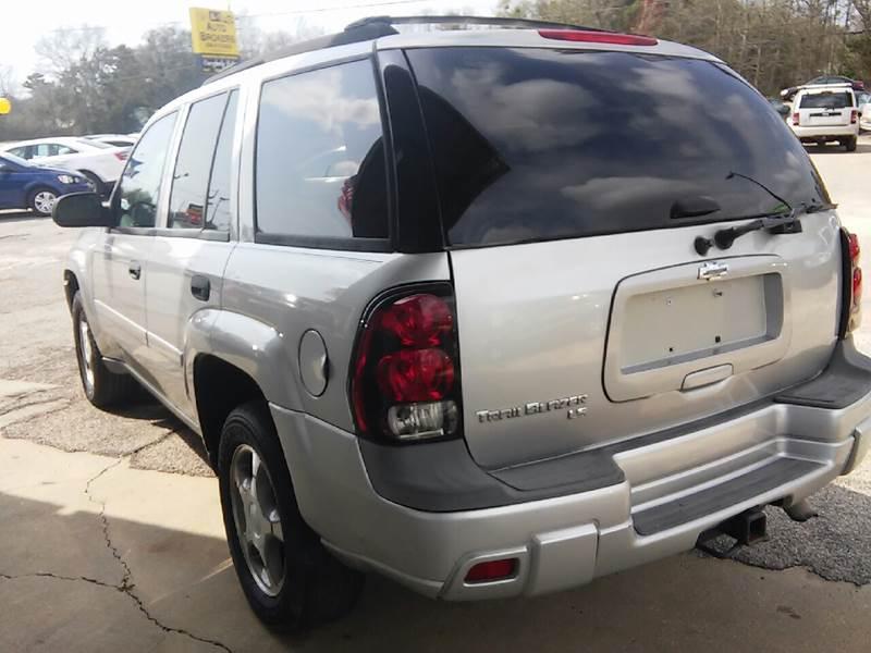 2008 Chevrolet TrailBlazer 4x2 LS Fleet1 4dr SUV - Ocean Springs MS
