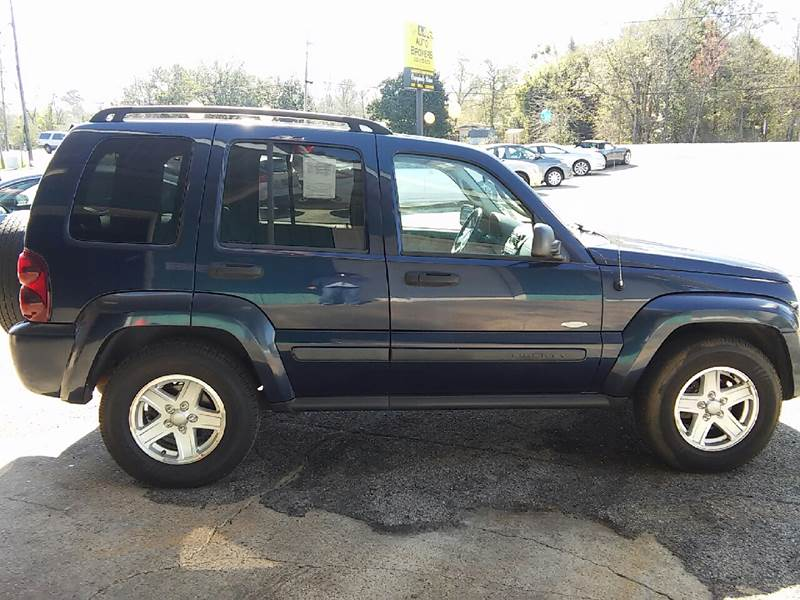 2007 Jeep Liberty Sport 4dr SUV - Ocean Springs MS