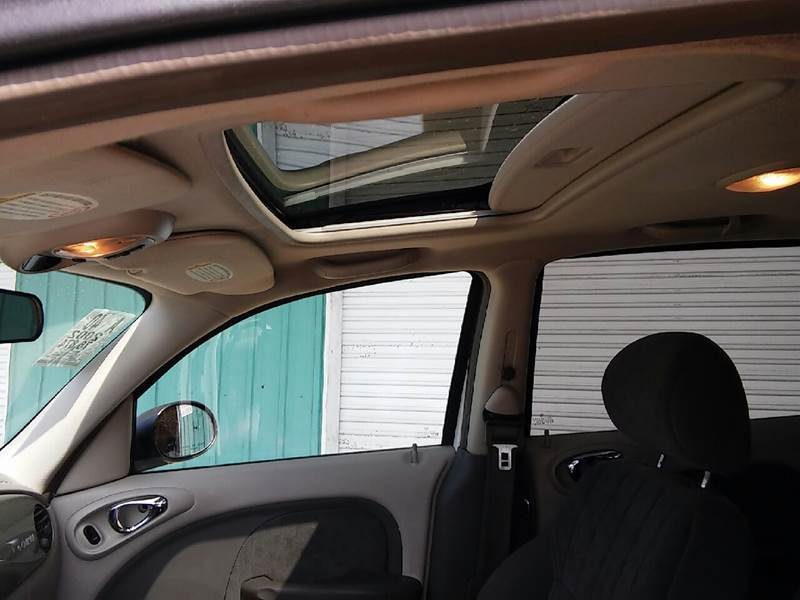 2002 Chrysler PT Cruiser Touring Edition 4dr Wagon - Ocean Springs MS