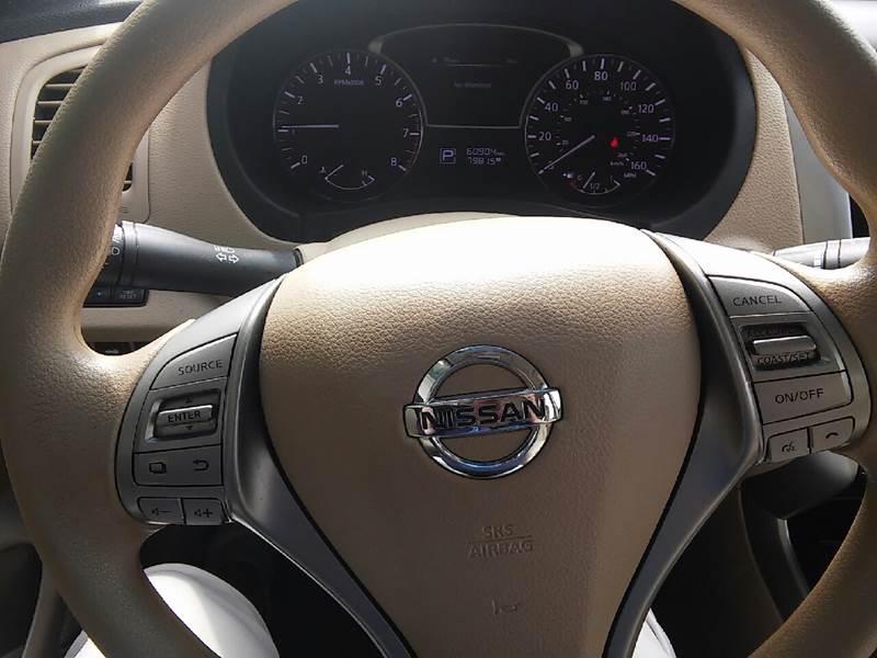 2014 Nissan Altima 2.5 S 4dr Sedan - Ocean Springs MS